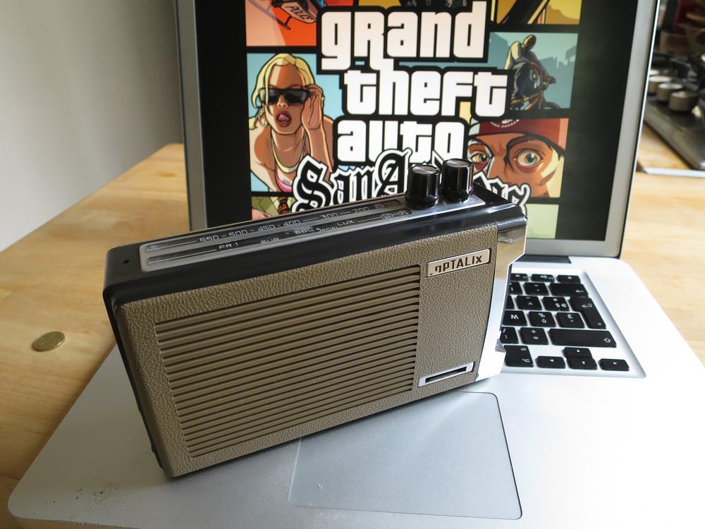 Делаем радиостанцию из GTA: San Andreas - 1