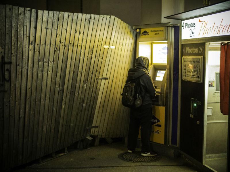 Низкоуровневый взлом банкоматов NCR - 1