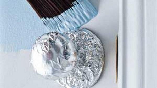 8 лайфхаков с алюминиевой фольгой