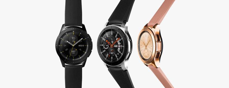 Samsung представила новые смарт-часы и «умную» колонку