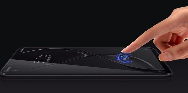 Экранные дактилоскопические сканеры появятся в смартфонах среднего уровня