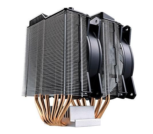 Новая статья: Обзор и тестирование процессорного кулера Cooler Master MasterAir MA620P
