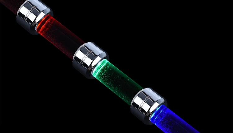 Новые аксессуары Alphacool наделят RGB-подсветкой обычную СЖО