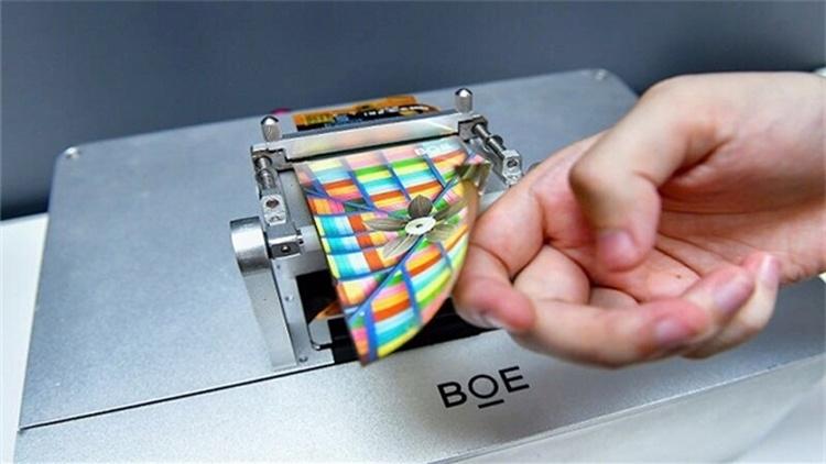 В 2019 году BOE Technology готовится выпускать micro-OLED