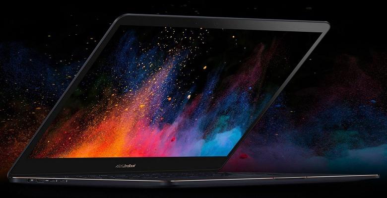 Asus обновила ноутбук ZenBook Pro 15 UX550