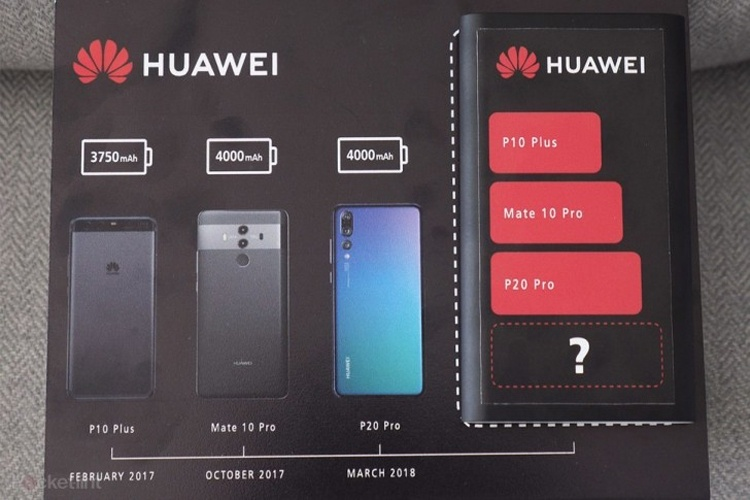 Huawei намекает на уникальные возможности смартфона Mate 20 Pro