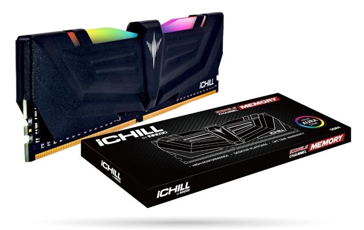 Inno3D представила память iChill DDR4 для игровых систем