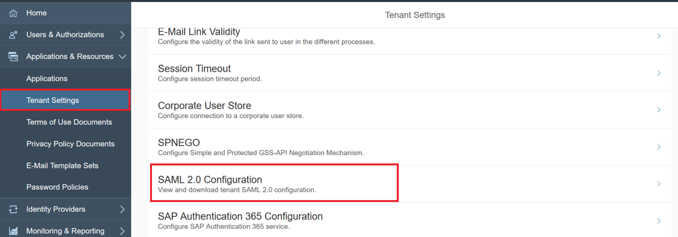 Разработка мультитенантных приложений на SAP Cloud Platform в среде Neo, часть 2: авторизация и аутентификация - 11