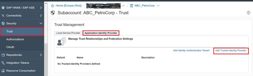 Разработка мультитенантных приложений на SAP Cloud Platform в среде Neo, часть 2: авторизация и аутентификация - 12