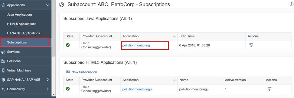 Разработка мультитенантных приложений на SAP Cloud Platform в среде Neo, часть 2: авторизация и аутентификация - 25