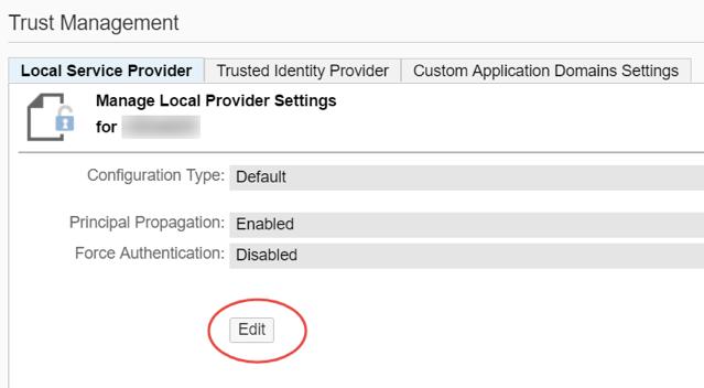 Разработка мультитенантных приложений на SAP Cloud Platform в среде Neo, часть 2: авторизация и аутентификация - 3