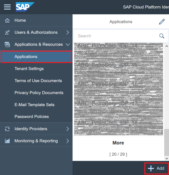 Разработка мультитенантных приложений на SAP Cloud Platform в среде Neo, часть 2: авторизация и аутентификация - 5