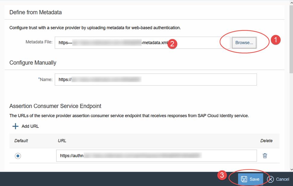 Разработка мультитенантных приложений на SAP Cloud Platform в среде Neo, часть 2: авторизация и аутентификация - 7