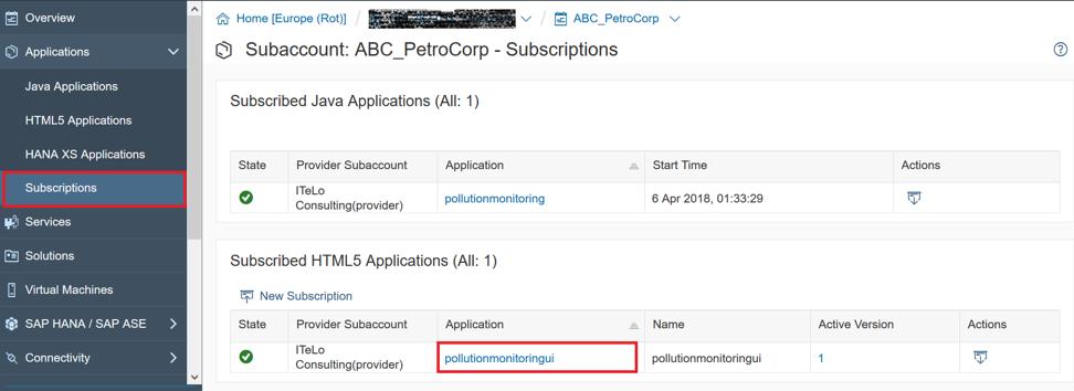 Разработка мультитенантных приложений на SAP Cloud Platform в среде Neo, часть 2: авторизация и аутентификация - 8