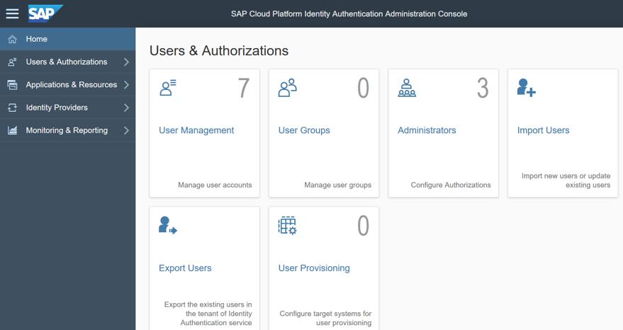 Разработка мультитенантных приложений на SAP Cloud Platform в среде Neo, часть 2: авторизация и аутентификация - 1