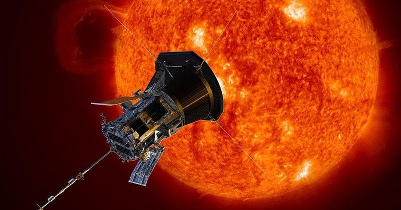 Солнечный зонд «Паркер» отправился в полет