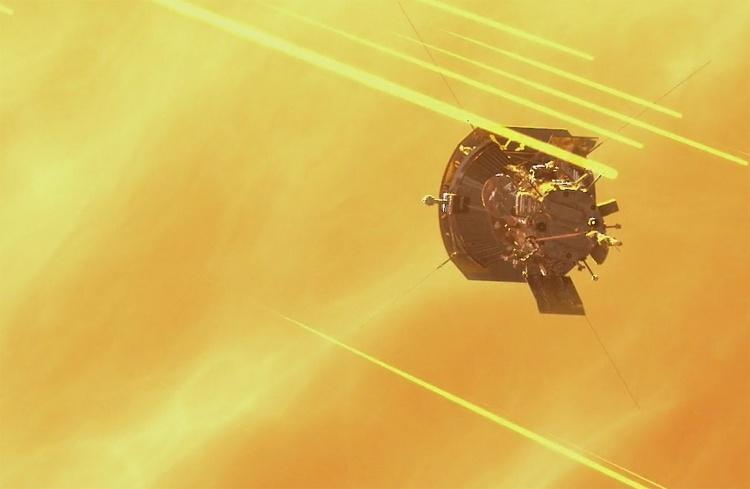 Зонд Parker Solar Probe отправился к Солнцу