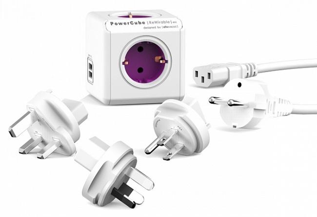 FidgetPen, странная лампа и кубики-разветвители: знакомимся с компанией Allocacoc - 13