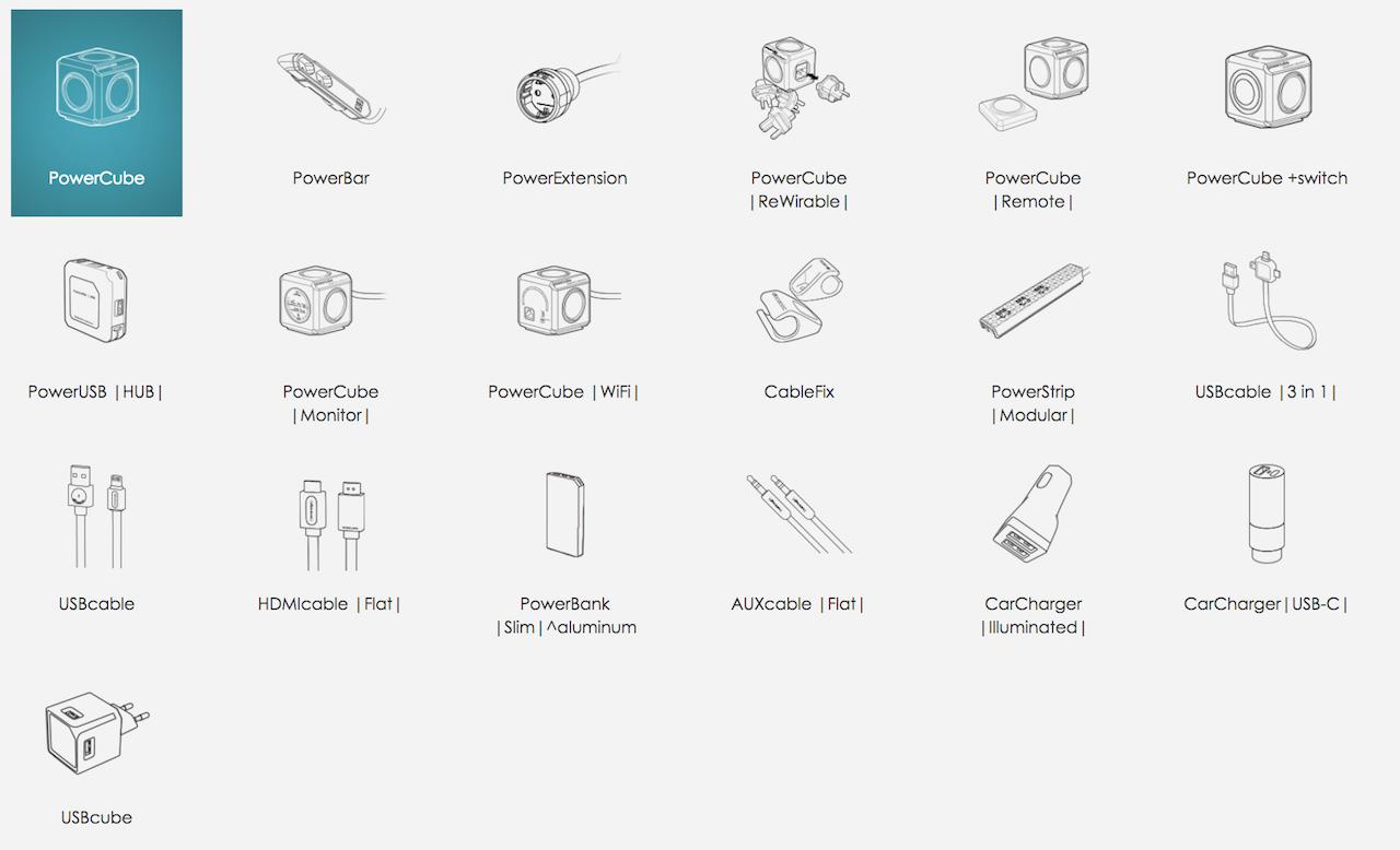 FidgetPen, странная лампа и кубики-разветвители: знакомимся с компанией Allocacoc - 5