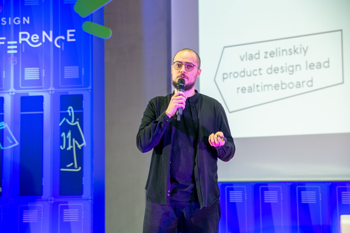 Mail.Ru Design Conference + Dribbble Meetup 2018 - 11