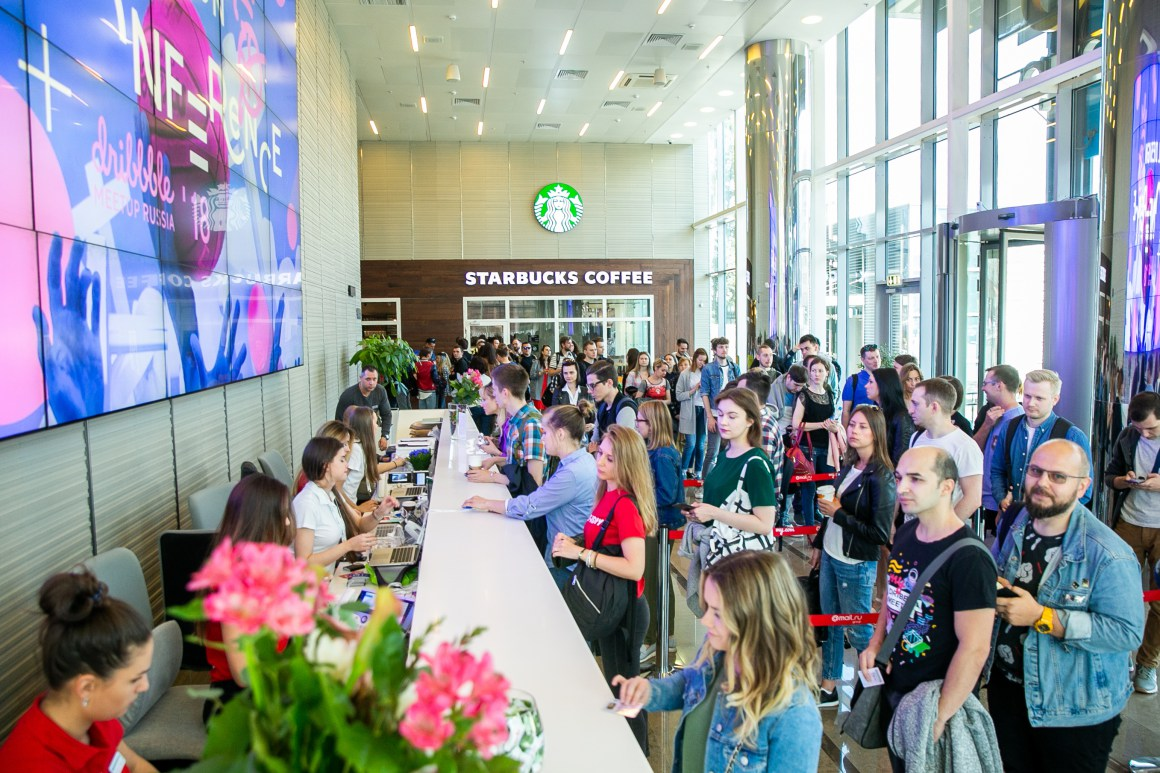 Mail.Ru Design Conference + Dribbble Meetup 2018 - 5