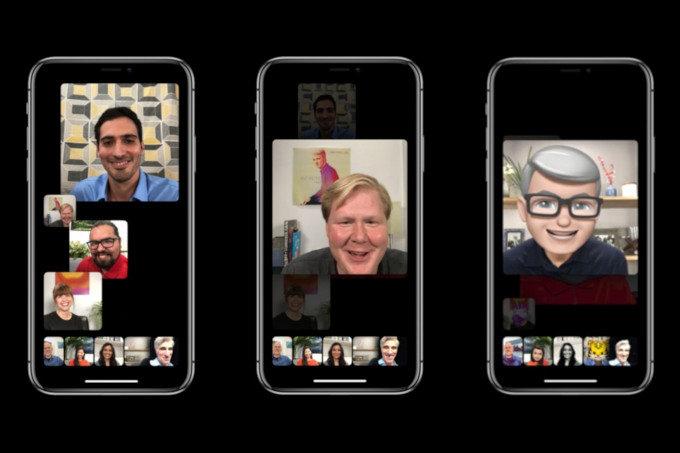 iOS 12 не получит поддержку групповых звонков в FaceTime сразу после выхода
