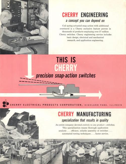 Клац, клац: история компании Cherry, прославившейся переключателями для клавиатур - 3