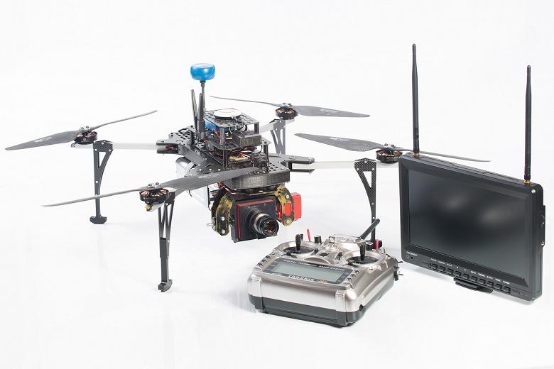 Корпорация Ростех разработала дрон Orion-Drone, способный работать в условиях нулевой видимости