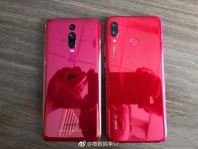 Продажи ярко-красного варианта смартфона Huawei Nova 3 начнутся на этой неделе