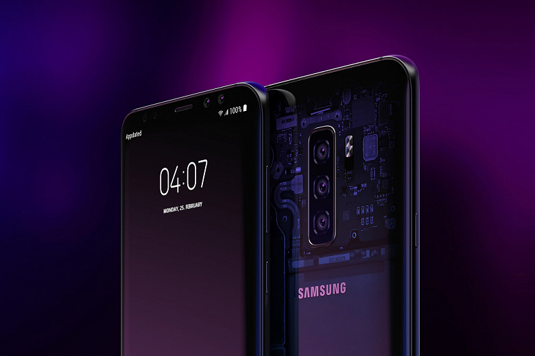 Тройная камера нового смартфона Samsung Galaxy A будет иметь более высокое разрешение, чем камера Samsung Galaxy S10