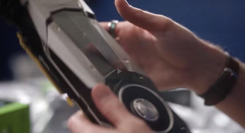 Nvidia намекнула, как будет называться новая флагманская видеокарта и всё новое поколение