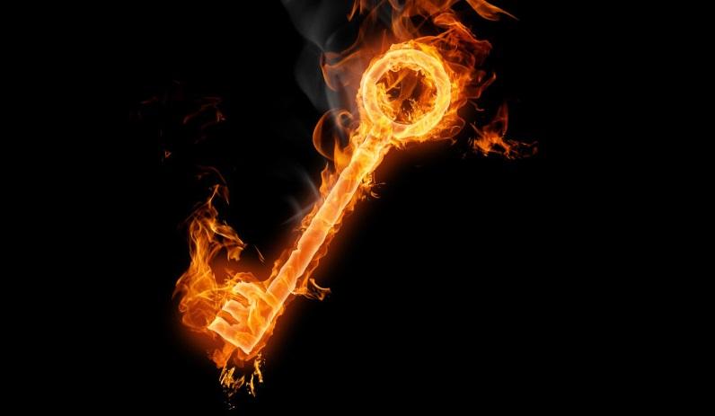 Асимметричная криптография с одноразовым секретным ключом: описание идеи и возможное применение - 1