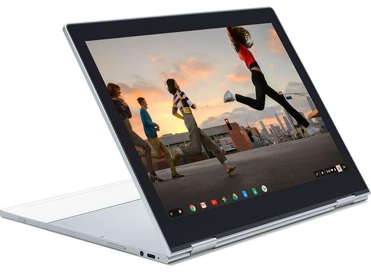 К выпуску готовятся два ноутбука Google Pixelbook нового поколения