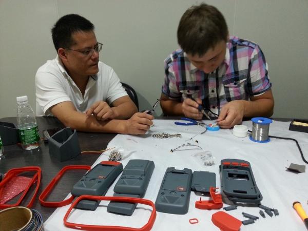 Как мы делали первый российский смартфон - 13