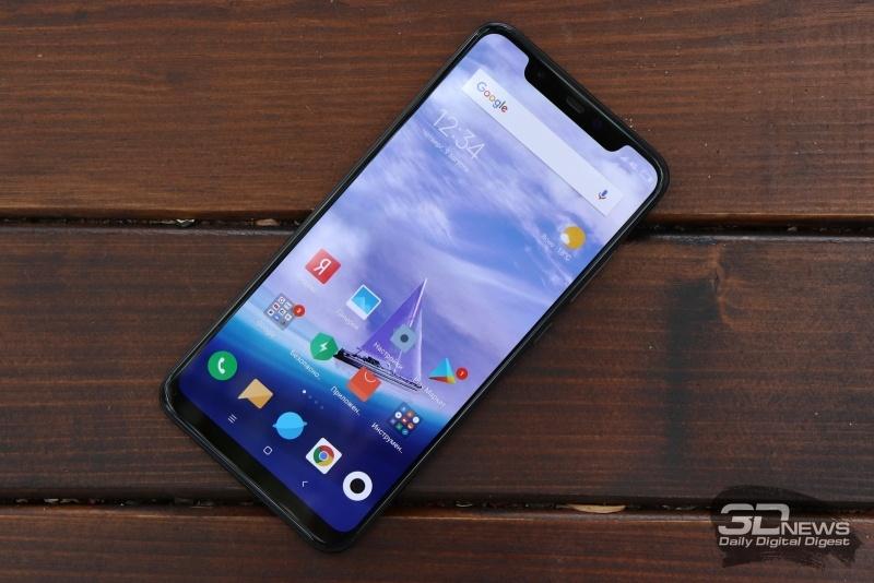 Новая статья: Обзор Xiaomi Mi 8: главный смартфон Xiaomi возвращается