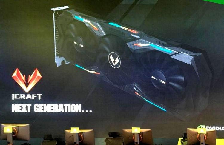 Gainward интригует «квадратными» вентиляторами на GeForce RTX 2080
