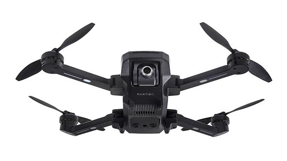 Дрон Yuneec Mantis Q может летать до 33 минут, поддерживая 4К и голосовое управление