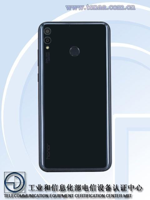 Китайский регулятор раскрыл облик смартфона Huawei Honor 8X