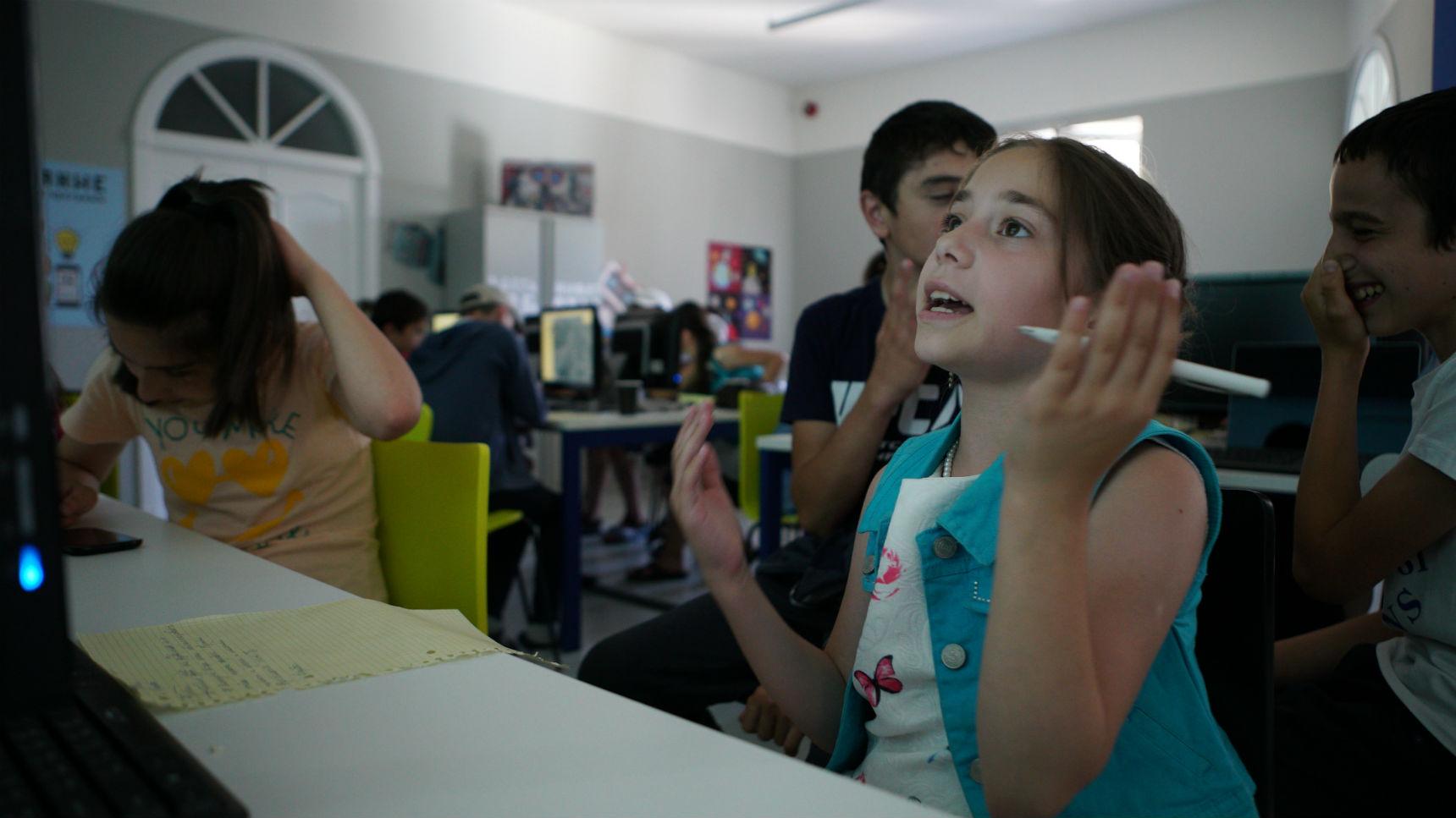 Могут ли дети в селах стать программистами, если рядом учат только на железнодорожников. Разговор с «Кружком» - 8