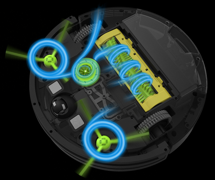 Новая статья: Робот-пылесос ILIFE A7 – управляй им со смартфона!