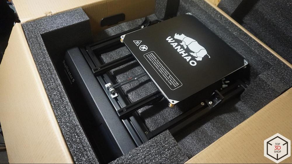 Обзор доступного большого 3D-принтера WANHAO D9 - 14