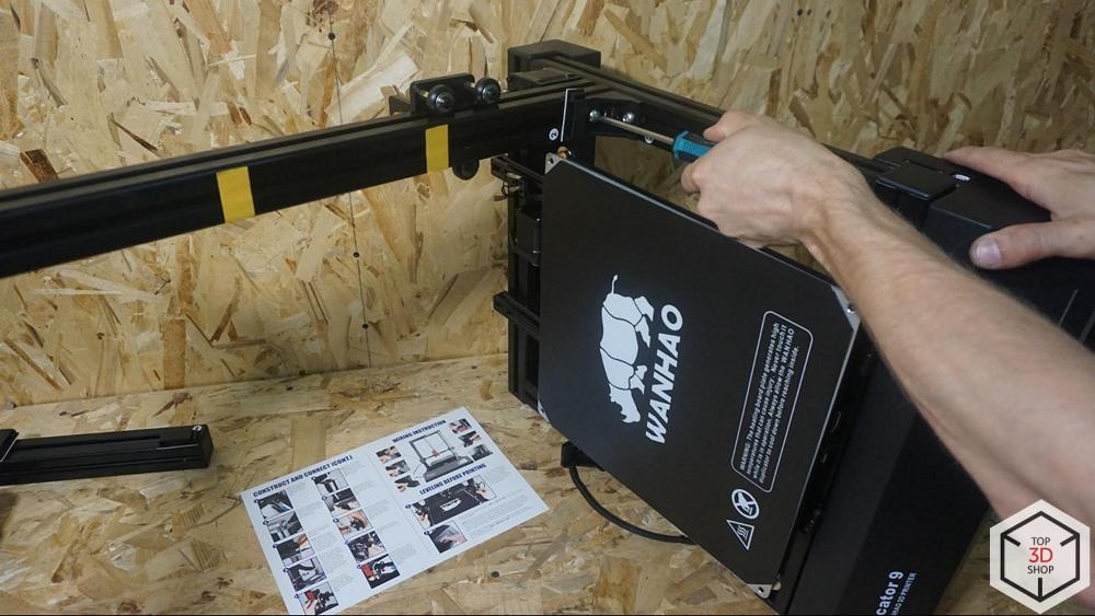 Обзор доступного большого 3D-принтера WANHAO D9 - 17
