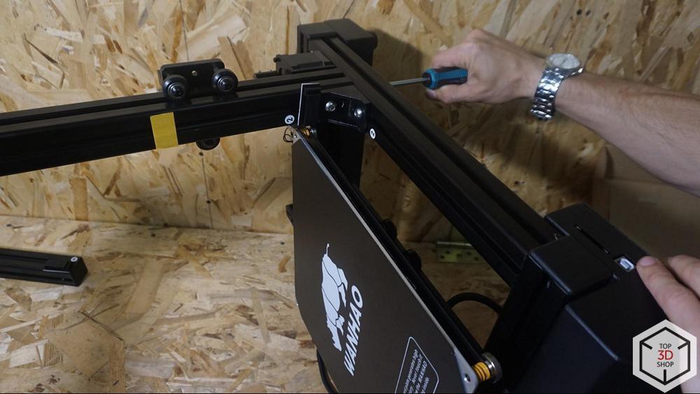 Обзор доступного большого 3D-принтера WANHAO D9 - 18