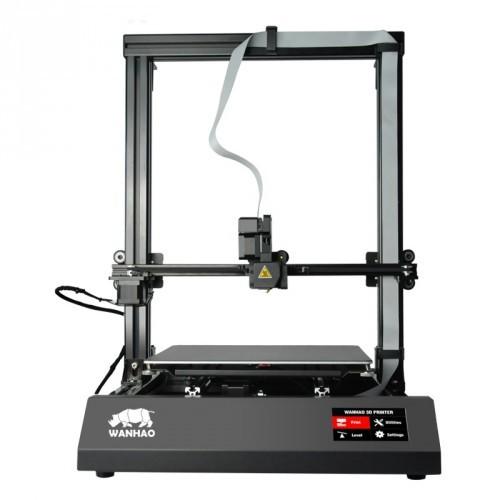 Обзор доступного большого 3D-принтера WANHAO D9 - 2