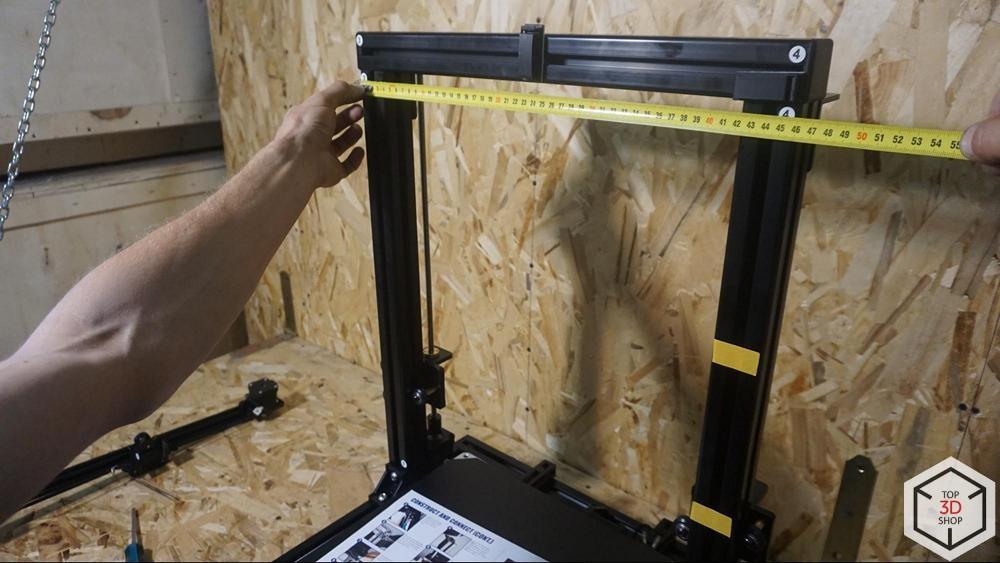 Обзор доступного большого 3D-принтера WANHAO D9 - 20