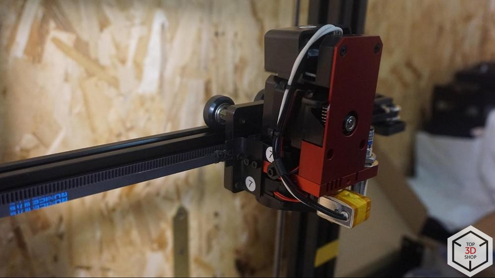Обзор доступного большого 3D-принтера WANHAO D9 - 22