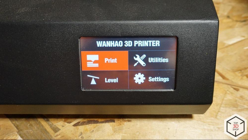 Обзор доступного большого 3D-принтера WANHAO D9 - 25