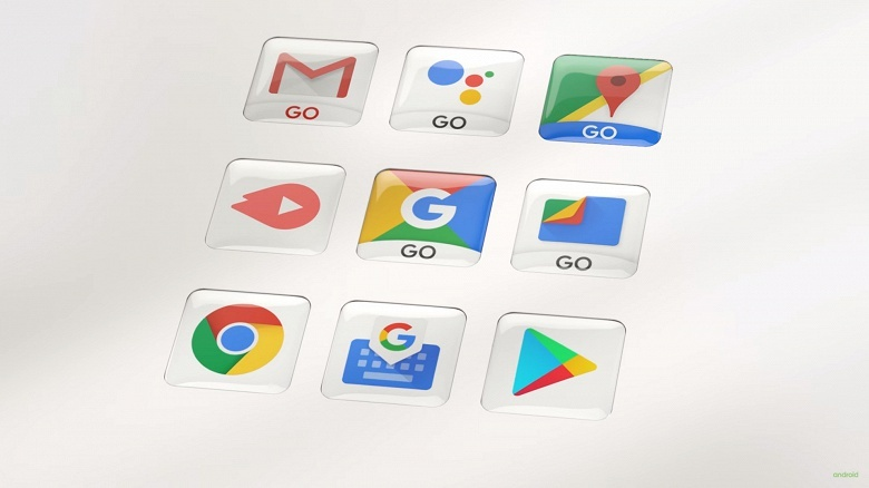 Представлена операционная система Android 9 Pie (Go edition)
