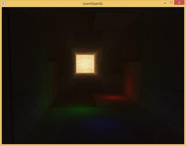 Learn OpenGL. Урок 5.7 — HDR - 5
