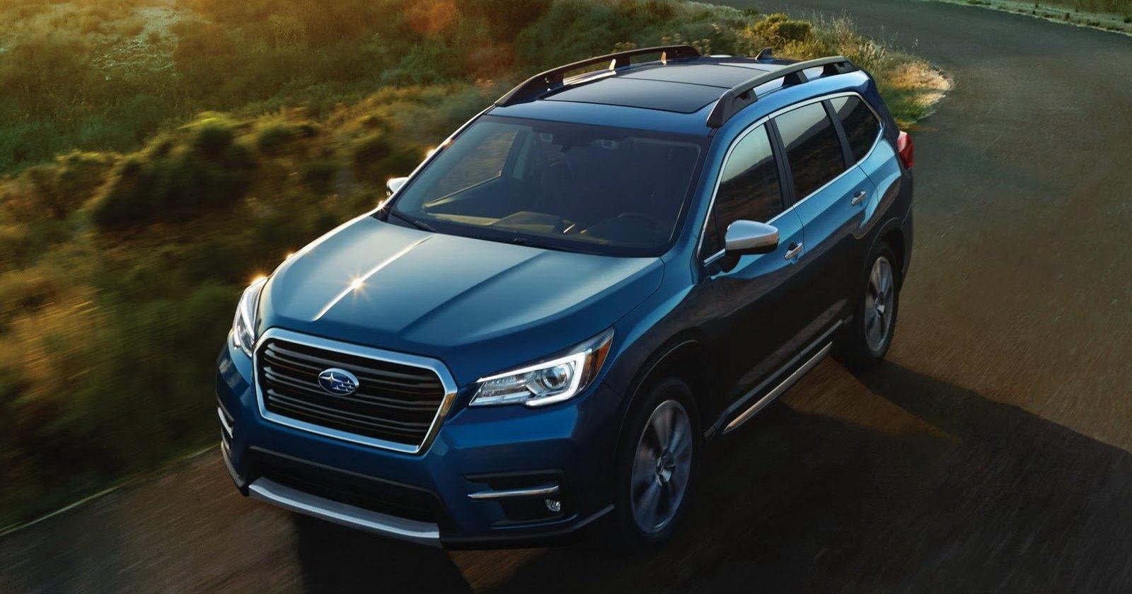 Subaru поменяет уже проданные в США автомобили на новые